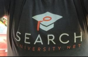 free search university t-shirt