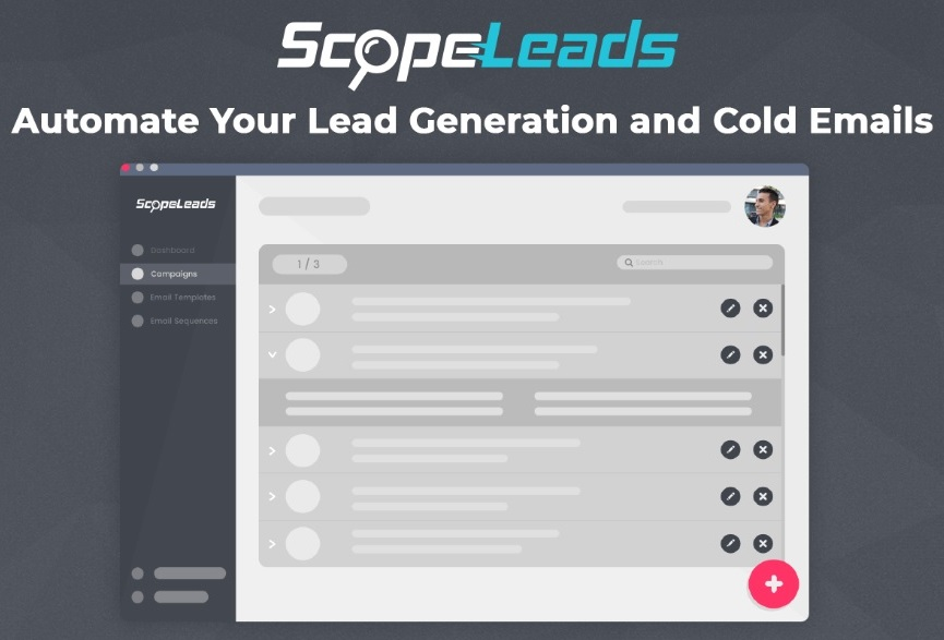 scopeleads is a better tool than ColdCRM