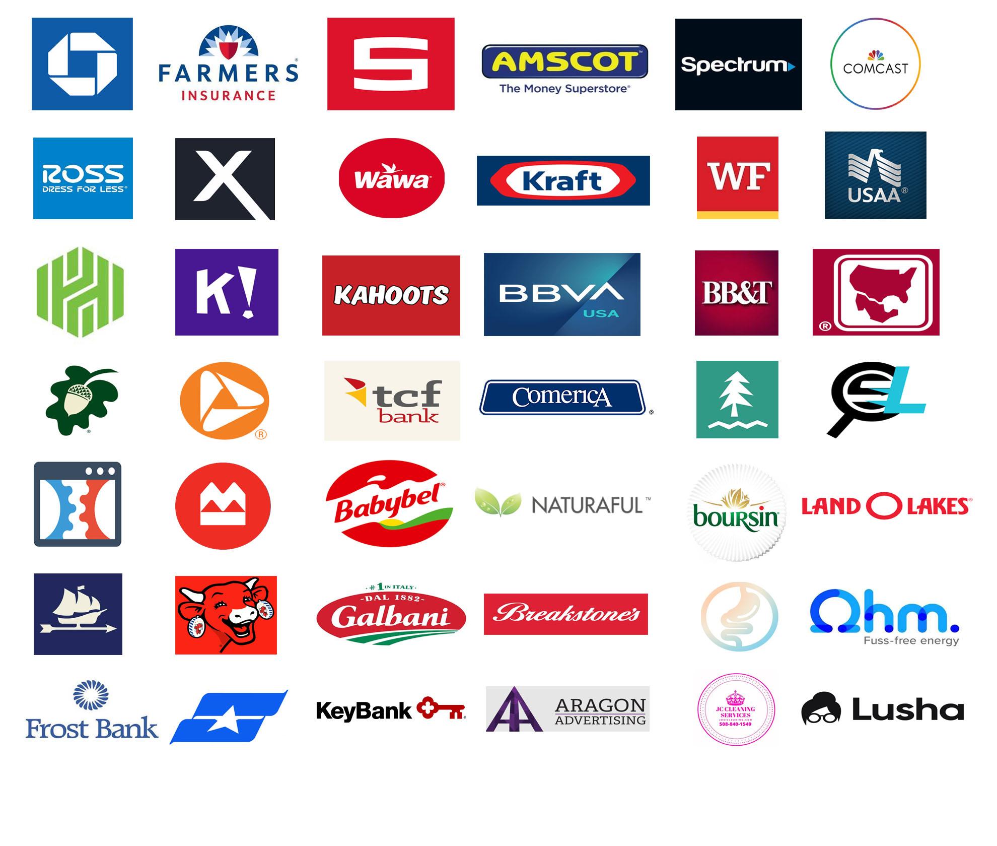 brands we help